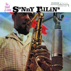 SONNY ROLLINS – THE SOUND OF SONNY (LP)