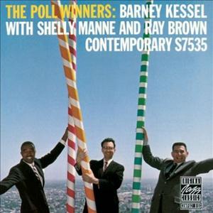 KESSEL/MANNE/BROWN – POLL WINNERS (LP)