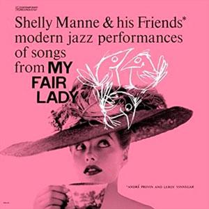 MANNE, SHELLY & HIS FRIEN – MY FAIR LADY (LP)