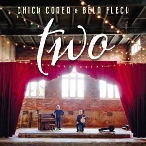 COREA,CHICK/BELA FLECK – TWO (2xCD)