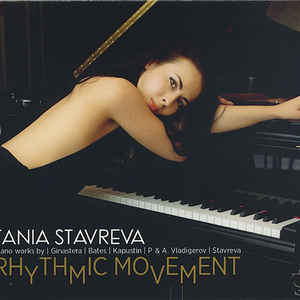 STAVREVA, TANIA: RHYTMIC MOVEMENT (CD) –  (CD)