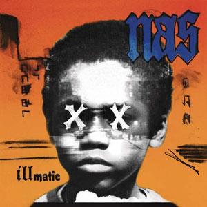 NAS – ILLMATIC XX (LP)