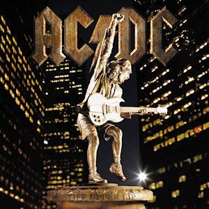 AC/DC – STIFF UPPER LIP (LP)