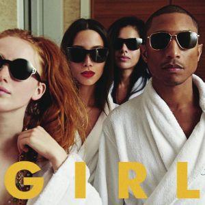 WILLIAMS, PHARRELL – GIRL (CD)