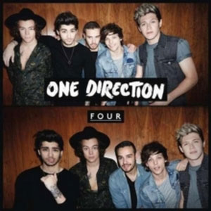 ONE DIRECTION – FOUR (CD)
