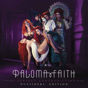 FAITH, PALOMA – A PERFECT CONTRADICTION OUTSIDE (CD)