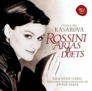 KASAROVA, VESSELINA – ROSSINI: ARIAS AND DUETS (CD)