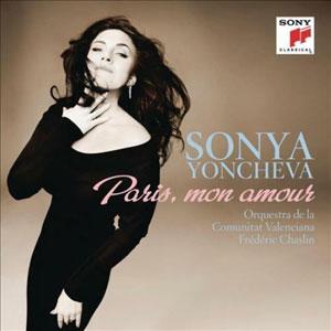 YONCHEVA, SONYA – PARIS, MON AMOUR (CD)