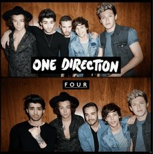 ONE DIRECTION FOUR CD –  (CD)