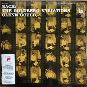 BACH, J.S. – GOLDBERG VARIATIONS, BWV 988 ( (LP)