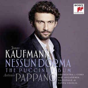 KAUFMANN, JONAS – NESSUN DORMA – THE PUCCINI ALBUM (2xLP)