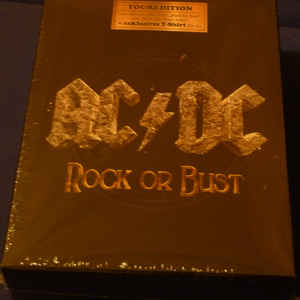 AC/DC – ROCK OR BUST (CD)