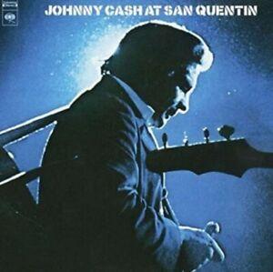 CASH, JOHNNY – AT SAN QUENTIN (LP)