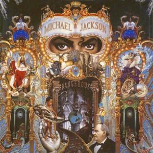 JACKSON, MICHAEL – DANGEROUS (2xLP)