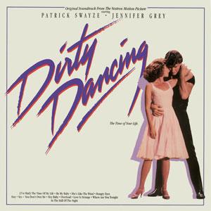 VARIOUS – DIRTY DANCING (ORIGINAL MOTION PICTURE S (LP)