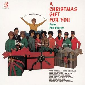 SPECTOR, PHIL – A CHRISTMAS GIFT FOR YOU FROM PHIL SPECT (LP)