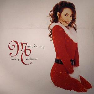 CAREY, MARIAH – MERRY CHRISTMAS (180 GRAM RED VINYL 20TH (LP)