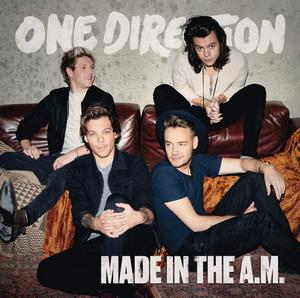 ONE DIRECTION – MADE IN THE A.M. (CD)