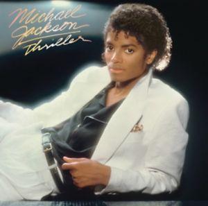 JACKSON, MICHAEL – THRILLER (LP)