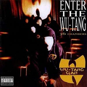 WU-TANG CLAN – ENTER THE WU-TANG CLAN (36 CHAMBERS) (LP)