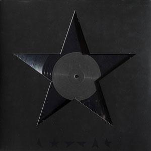 BOWIE, DAVID – BLACKSTAR (LP)
