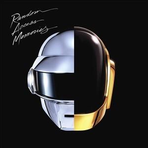 DAFT PUNK – RANDOM ACCESS MEMORIES (CD)
