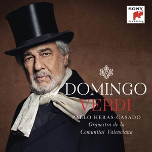 DOMINGO, PLACIDO – VERDI (CD)