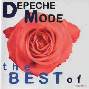 DEPECHE MODE – THE BEST OF DEPECHE MODE, VOL. (2xCD)