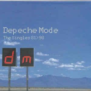 DEPECHE MODE – THE SINGLES 81-98 (3xCD)