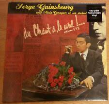 GAINSBOURG, SERGE – DU CHANT A LA UNE! VOL.1 & 2 (LP)