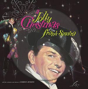 SINATRA, FRANK – JOLLY CHRISTMAS (LP)