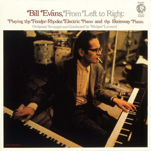 EVANS, BILL – FROM LEFT TO RIGHT (LP)
