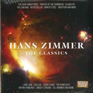 ZIMMER, HANS – HANS ZIMMER – THE CLASSICS (2xLP)