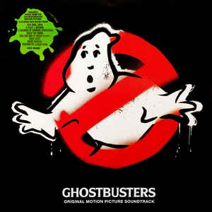 OST – GHOSTBUSTERS (LP)