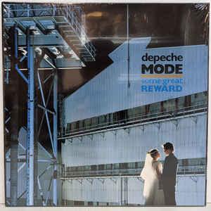DEPECHE MODE – SOME GREAT REWARD (LP)