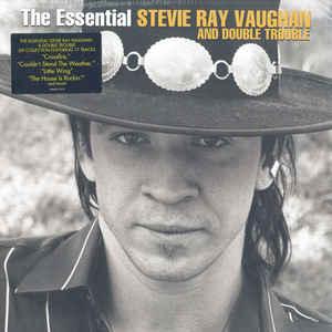 VAUGHAN, STEVIE RAY & DOU – THE ESSENTIAL STEVIE RAY VAUGH (2xLP)