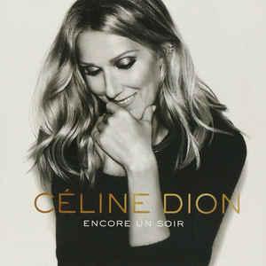 DION, CELINE ENCORE UN SOIR CD -BG- –  (CD)