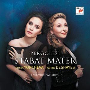 YONCHEVA, SONYA, KARINE DESHAYES, ENSEMB – PERGOLESI STABAT MATER (CD)