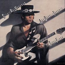 VAUGHAN, STEVIE RAY – TEXAS FLOOD (LP)