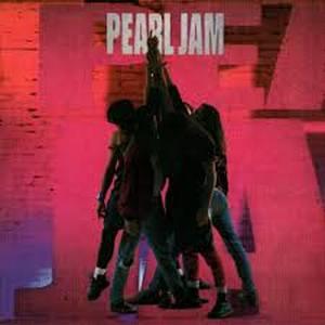 PEARL JAM – TEN (LP)