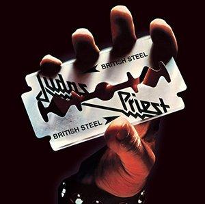 JUDAS PRIEST – BRITISH STEEL (LP)