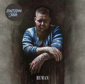 RAG'N'BONE MAN – HUMAN (CD)