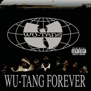 WU TANG CLAN – WU-TANG FOREVER (4xLP)