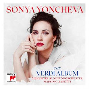 YONCHEVA, SONYA – THE VERDI ALBUM (CD)