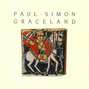 SIMON, PAUL – GRACELAND (LP)