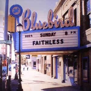 FAITHLESS – SUNDAY 8PM (2xLP)