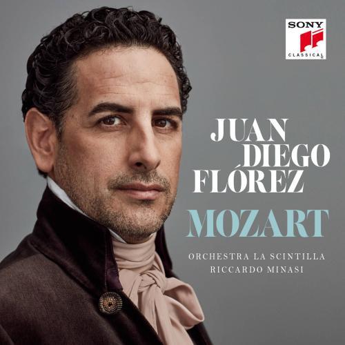 FLOREZ, JUAN DIEGO – MOZART (CD)