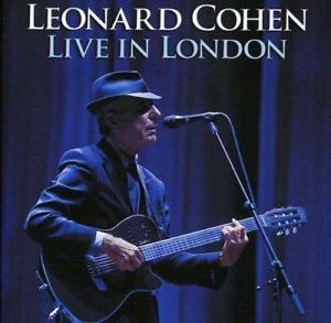 COHEN, LEONARD – LIVE IN LONDON (3xLP)