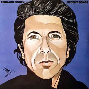 COHEN, LEONARD – RECENT SONGS (LP)