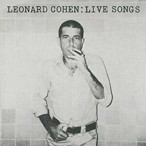 COHEN, LEONARD – LEONARD COHEN: LIVE SONGS (LP)
